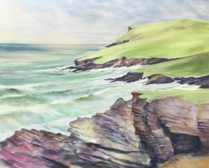 Pentire point pastel summer surf 16