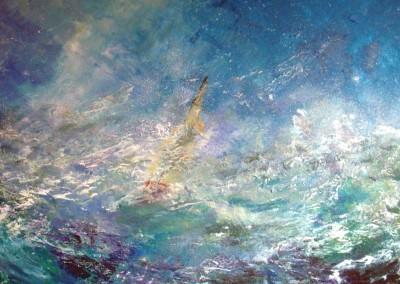 Sailing through storm 1