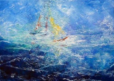 Sailing through storm 3