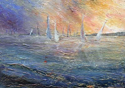 Wednesday sailing