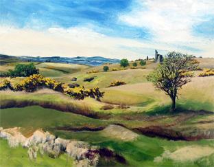 Spring on Bodmin Moor