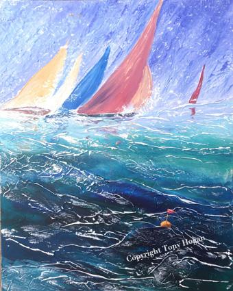 Sailing Choppy Seas